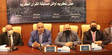 رئيس جامعة الأزهر يقرر إعفاء الطلاب المتميزين في حفظ القرآن الكريم من المصروفات الدراسية