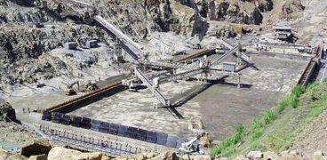 السد الإثيوبى