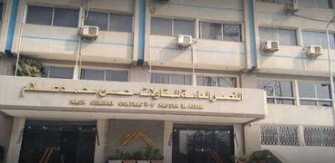 شركة النصر العامة للمقاولات حسن محمد علام
