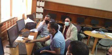 تدريب العاملين بكفر الشيخ على اشتراطات البناء الجديدة 2021