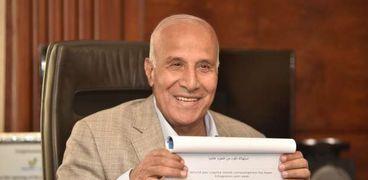 المهندس محمود العناني رئيس اتحاد منتجي الدواجن