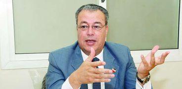 الدكتور صلاح سلام، عضو المجلس القومى لحقوق الإنسان
