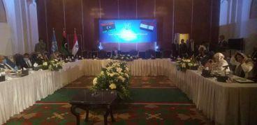 اجتماع المسار الدستوري بشأن ليبيا