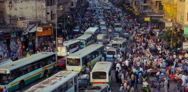 ارتفاع عدد سكان مصر لـ102 مليون نسمة»