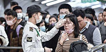 قلق في الصين بسبب كورونا