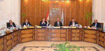 مجلس جامعة الإسكندرية