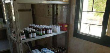صورة أرشيفية-مديرية الصحة بالفيوم