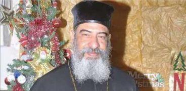 القمص يؤانس أديب وكيل مطرانية الأقباط الكاثوليك بالبحر الأحمر