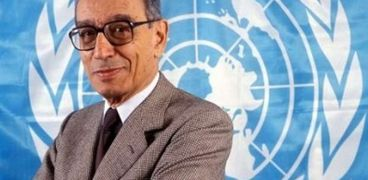 بطرس بطرس غالي الأمين العام الأسبق للأمم المتحدة