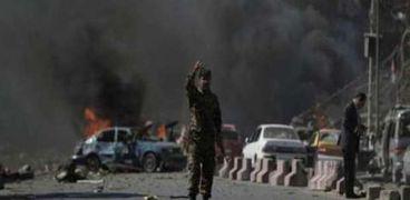 انفجار مسجد بأفغانستان