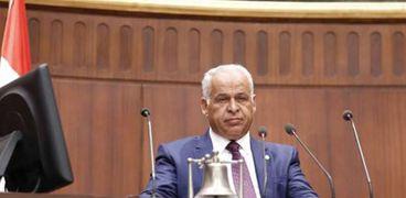 النائب فرج عامر عضو مجلس النواب