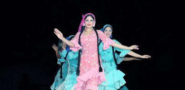 فرقة رضا للفنون الشعبية