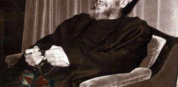 الشيخ عبدالحليم محمود