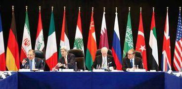 اجتماع دولي حول سوريا - ارشيفية