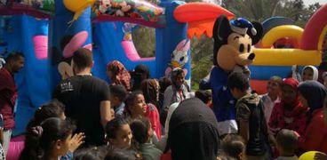 """""""الكينج بتفرح"""" احتفالية لـ500 طفل وإفطار لـ2500 صائم غرب الإسكندرية"""