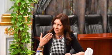 وزيرة الدولة لشئون الهجرة