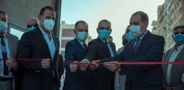 محافظ كفر الشيخ ورئيس الاستادات الوطنية يفتتحان نادي « سيتي كلوب» جزئياً