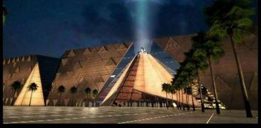 المتحف المصرى الكبير