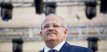 الدكتور محمد عثمان الخشت.. رئيس جامعة القاهرة