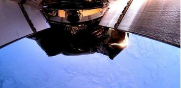 قمر صناعي- صورة أرشيفية