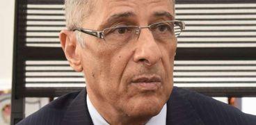 الدكتور محمد القوصي.. الرئيس التنفيذي لوكالة الفضاء المصرية