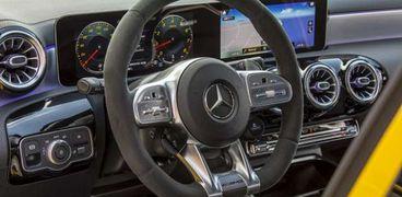 جهاز حماية المستهلك يطلق حملة استدعاء لسيارات مرسيدس CLA class،A Class ،B