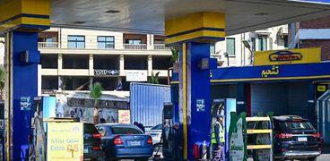 محطة تموين سيارات