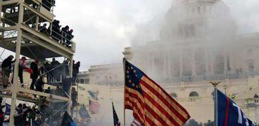 أحداث الكونجرس الأمريكي
