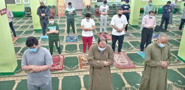غرفة عمليات كفر الشيخ لم ترصد مخالفات في الليلة التاسعة أثناء صلاة التراويح