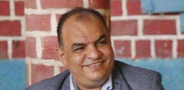 الدكتور أحمد العطار رئيس الادارة المركزية للحجر الزراعى