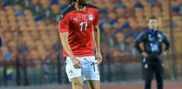 محمد النني