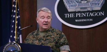 قائد «القيادة المركزية» الأمريكية الجنرال كينيث ماكنزي