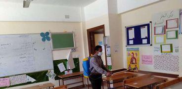 الاستعداد لامتحانات الشهادة الإعدادية في الإسكندرية
