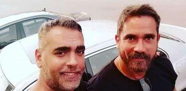 أمير كرارة وأحمد كرارة