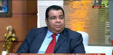 الدكتور ايهاب سراج الدين