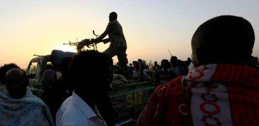 اشتباكات في أثيوبيا
