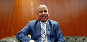 عادل حنفي نائب رئيس الإتحاد العام للمصريين بالسعودية