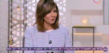 نبيلة مكرم وزيرة الدولة للهجرة وشئون المصريين بالخارج