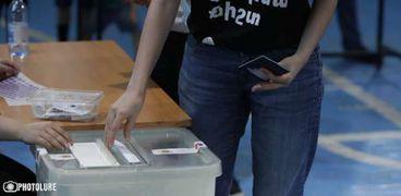 انتخابات أرمينيا