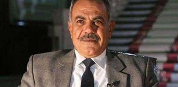 الدكتور نعيم مصيلحي رئيس مركز بحوث الصحراء بوزارة الزراعة واستصلاح الأراضي