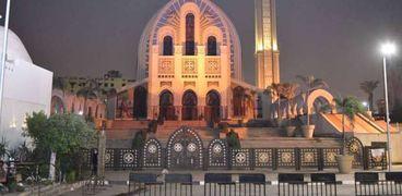 الكاتدرائية المرقسية بالعباسية
