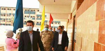 محافظ الشرقية: المشاركة في الانتخابات واجب على كل مصري تجاه وطن عظيم