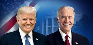 ترامب وبايدن مرشحا الرئاسة الأمريكية
