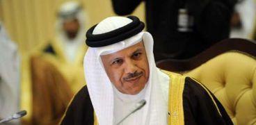 الأمين العام لمجلس التعاون الخليجي عبداللطيف الزياني