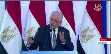 الدكتور طارق شوقي .. وزير التربية والتعليم