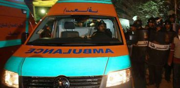 سيارة إسعاف - صورة ارشيفية