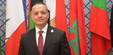 كامل شعراوى أمين عام البرلمان العربي