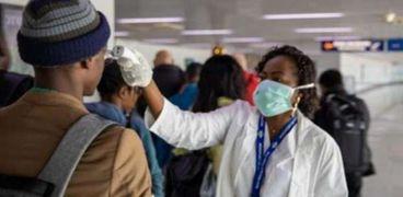 مصريون بجنوب إفريقيا عن وصول إعداد الإصابات لمليون