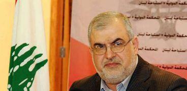 رئيس كتلة حزب الله في البرلمان اللبنانيمحمد رعد