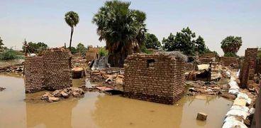 5 مراكز في محافظة البحيرة مهددة بغرق الفيضان